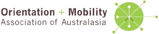 Orientation and Mobility Association of Australia logo